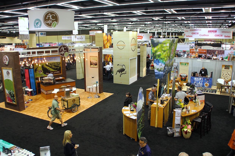 sca expo trade show