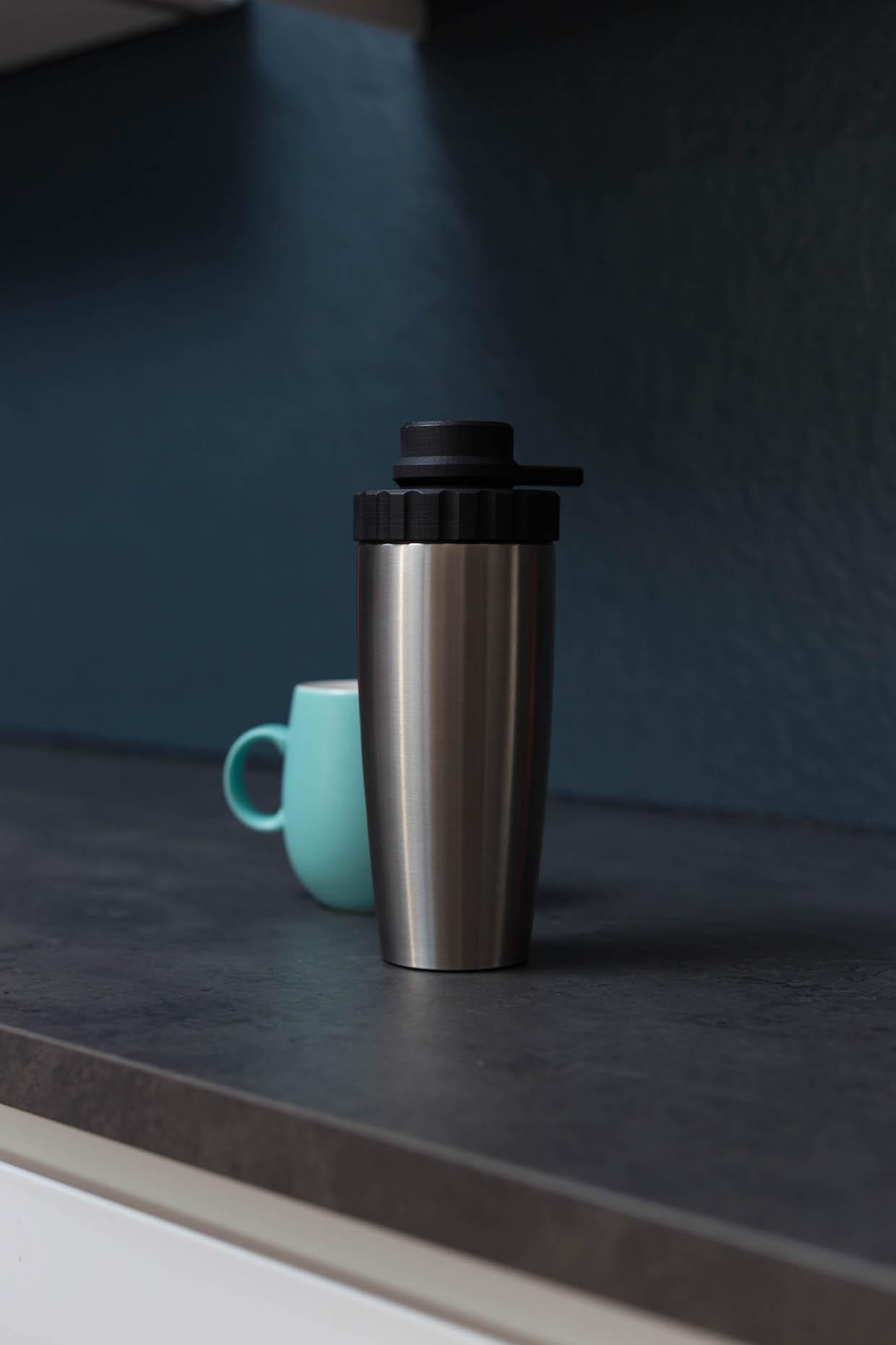 steepshot coffee brewer Norway