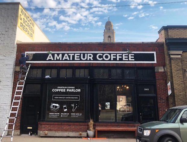 Vegan-Friendly Amateur Coffee Parlor Finding Success in Steak Country