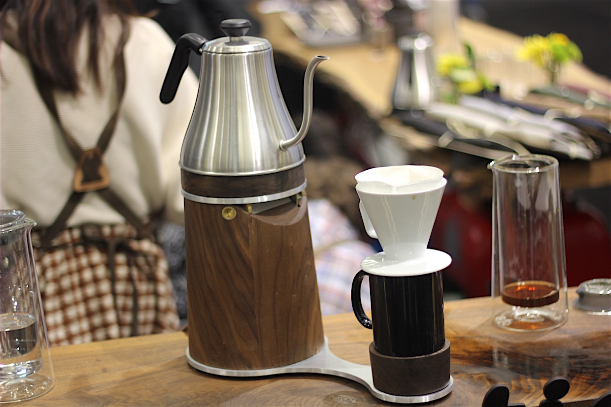Saint Anthony Industries Automatica coffee brewer