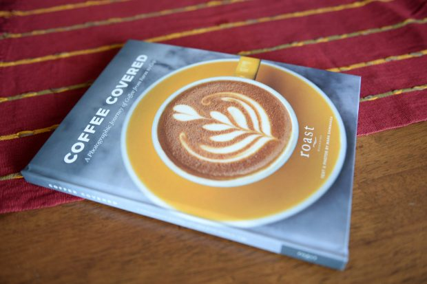 Roast Magazine Launches Coffee Table Book 'Coffee Covered'