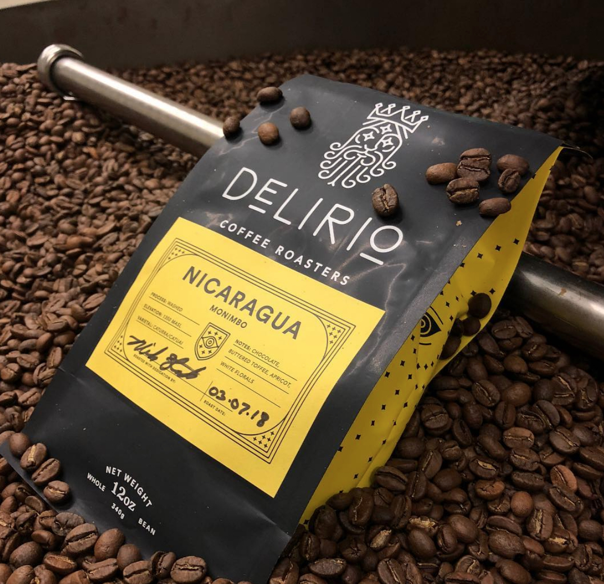delirio coffee roasters florida