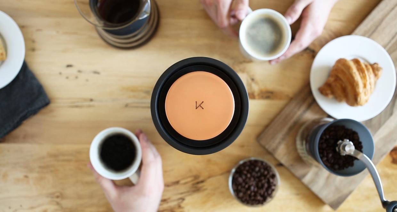 Kelvin Brand Coffee Roaster