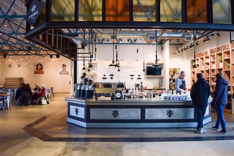 la marzocco cafe kexp seattle