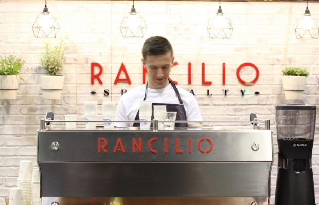 Rancilio Specialty Makes US Debut at SCA Expo