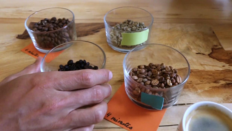 Home Roasting Coffee ~ The kelvin streamlines countertop fluid bed home roasting