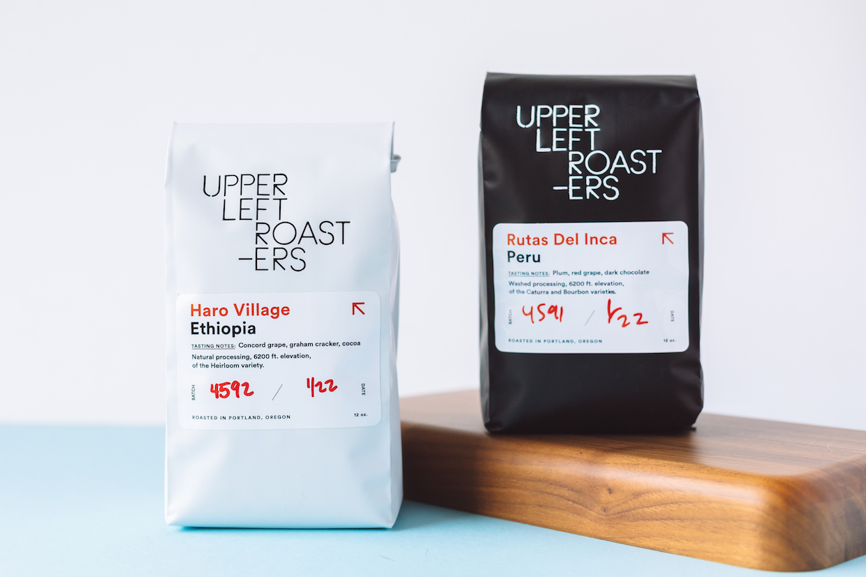 upper left roasters portland or