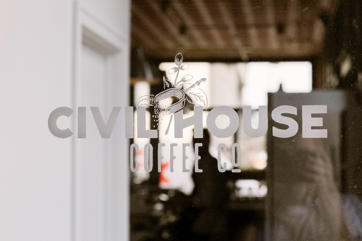 Civil House Coffee Kalamazoo MI