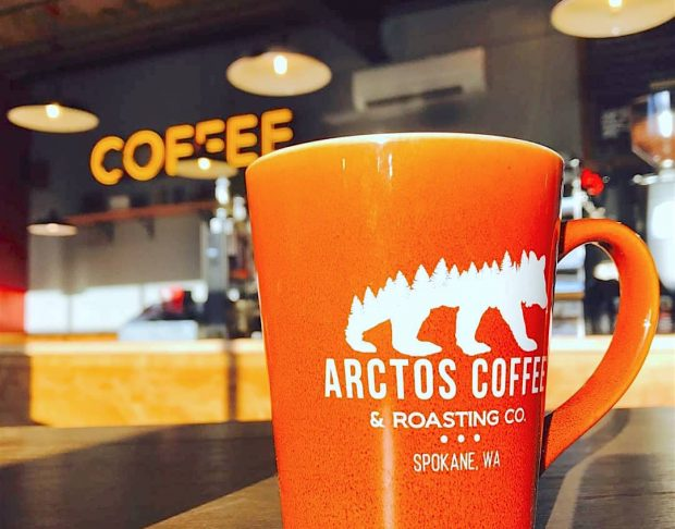 Arctos Coffee & Roasting Company Bear-Hugs Spokane With New Cafe