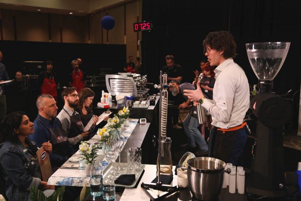 US Barista Champion Cole McBride on the Personal Nature of Pursuing Mastery