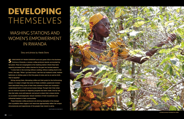 Developing Themselves: Washing Stations and Women's Empowerment in Rwanda