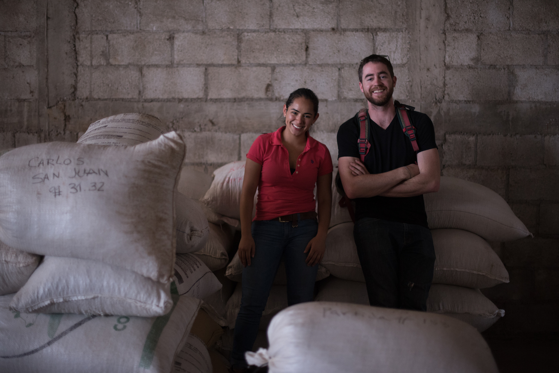 Onda Origins Yave blockchain coffee farm
