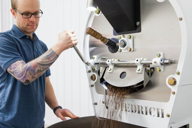 Overwinter Coffee Springs Into Action in Downtown Buffalo