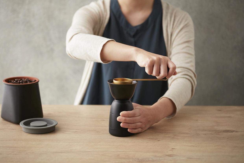 Jia Coffee Grinder manual