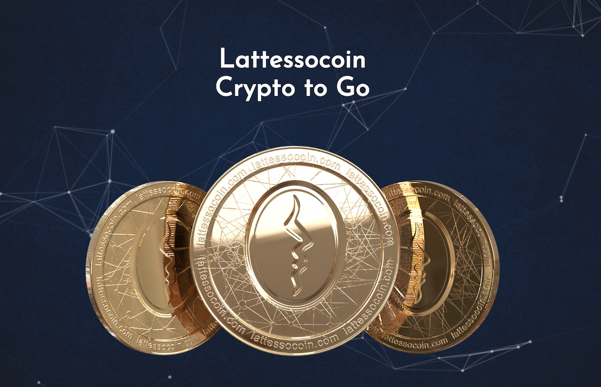 Latesso cryptocurrency coffee