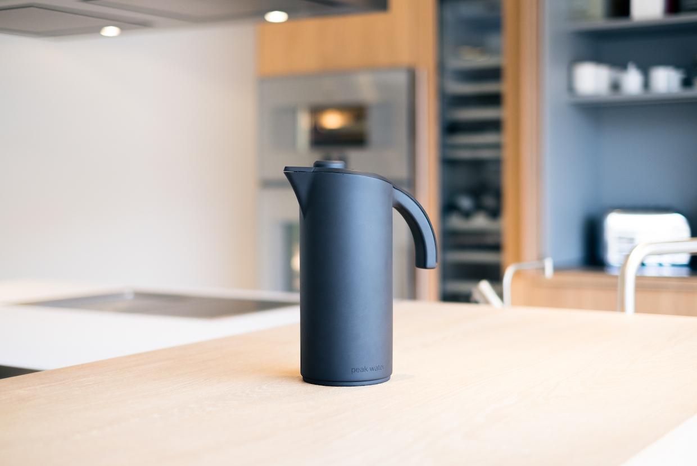 peak water jug for coffee