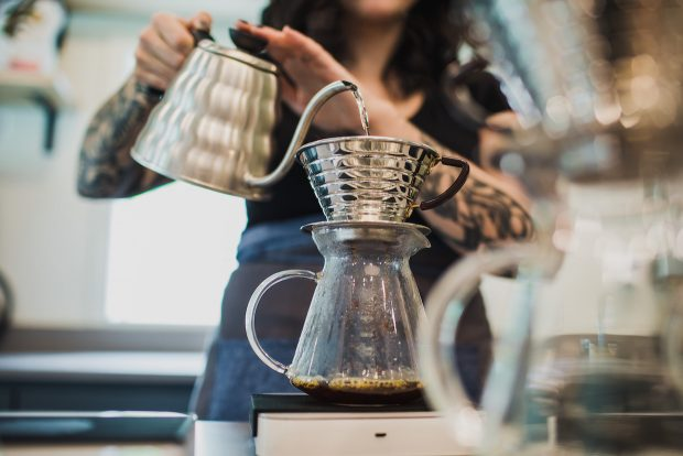Undercurrent Coffee Surfaces in Charlotte with Multiroaster Cafe and Education Lab