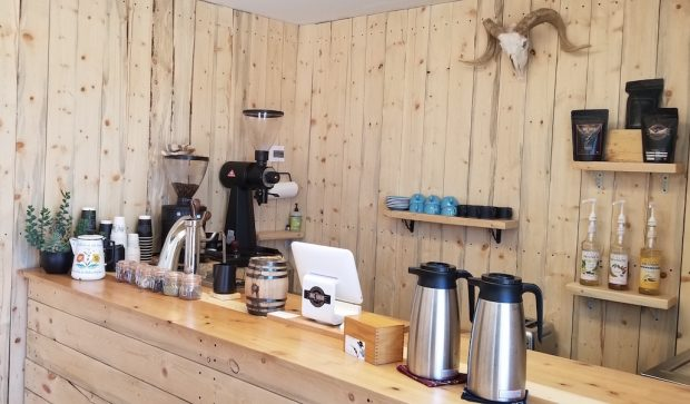 Now Roasting in the Rockies: Big Iron Coffee in Steamboat