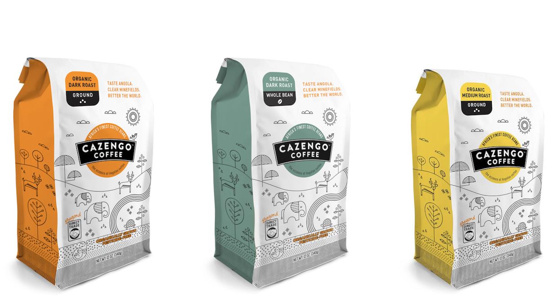 cazengo coffee angola