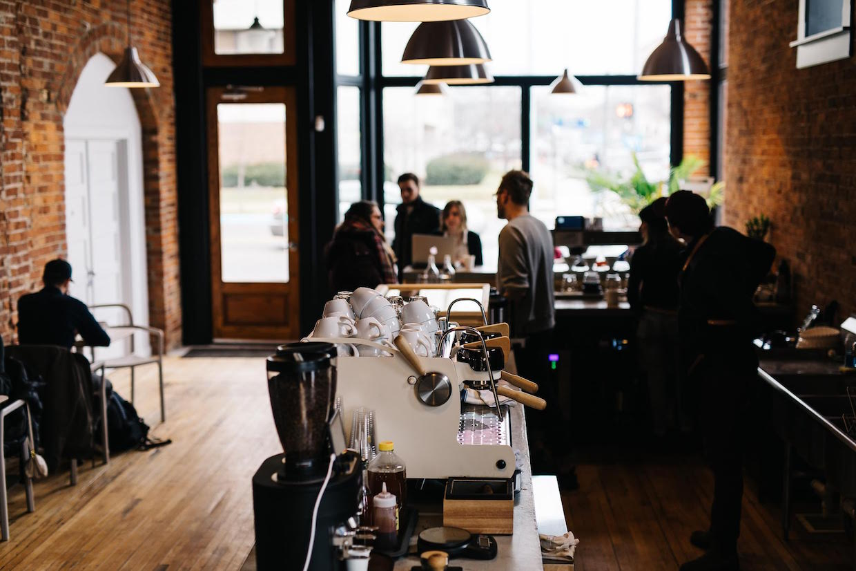 Civil House Coffee Kalamazoo MI