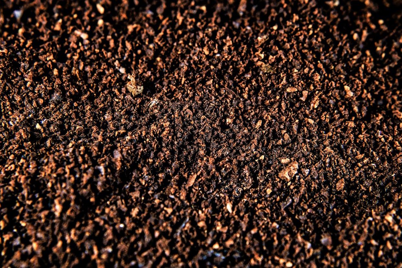 coffee grinds arabica robusta blend 100 percent