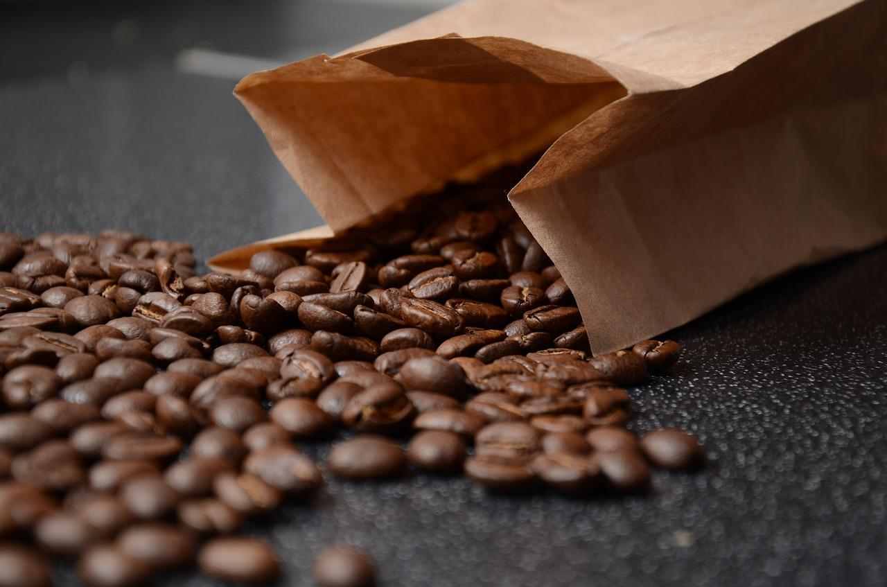 roasted coffee fresh