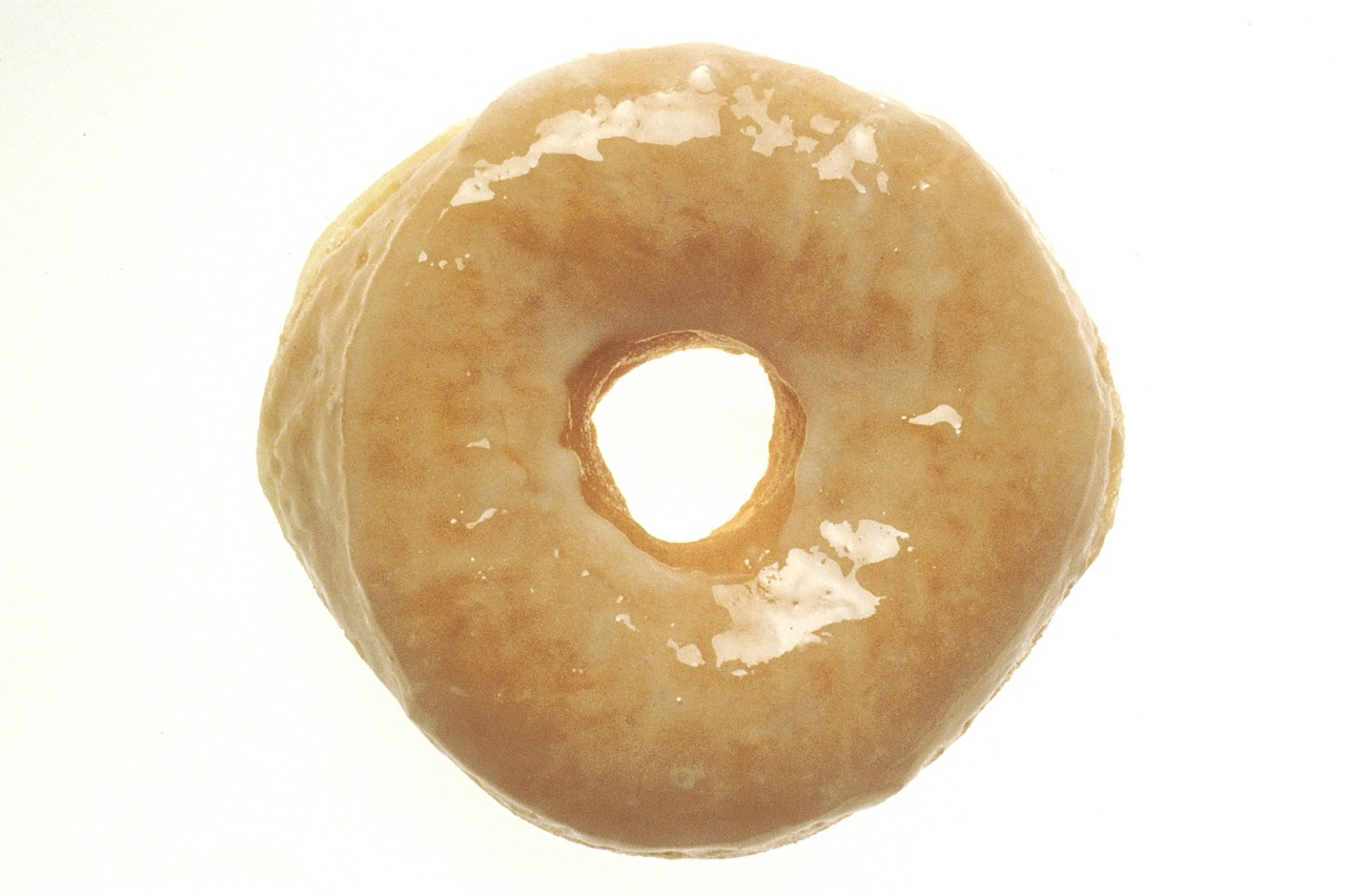 glazed donut krispy kreme