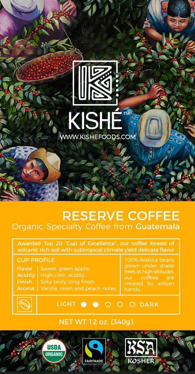 kishe coffee guatemala