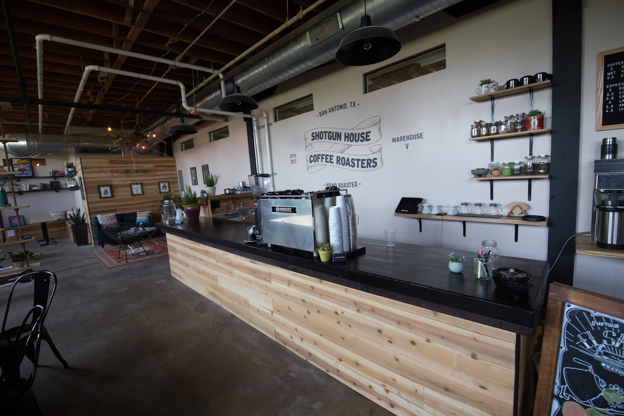 shotgun house coffee roasters san antonio texas