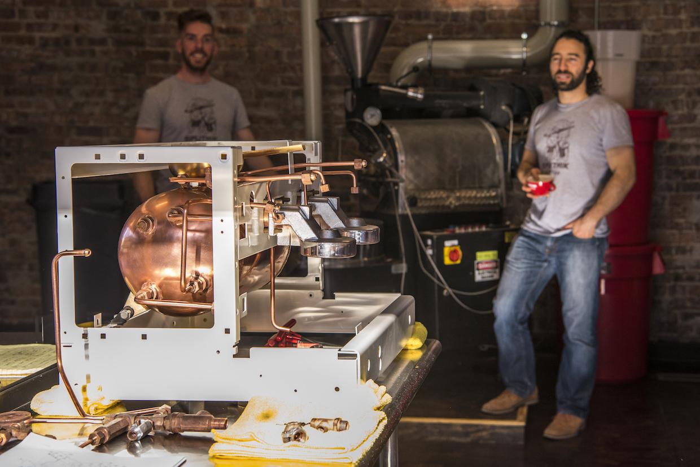 sputnik coffee Gaggia D90