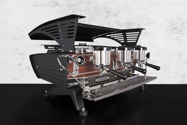 Kees van der westen slim jim espresso machine