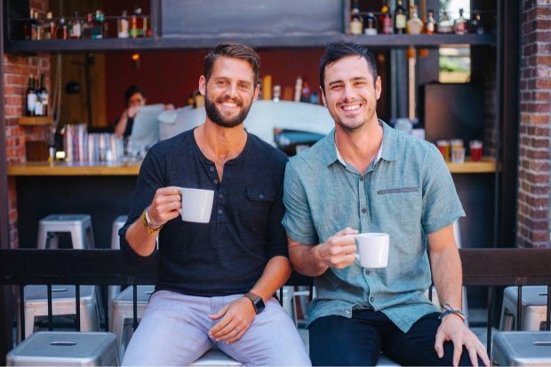 'The Bachelor' Star Ben Higgins Launches Generous Coffee Co.