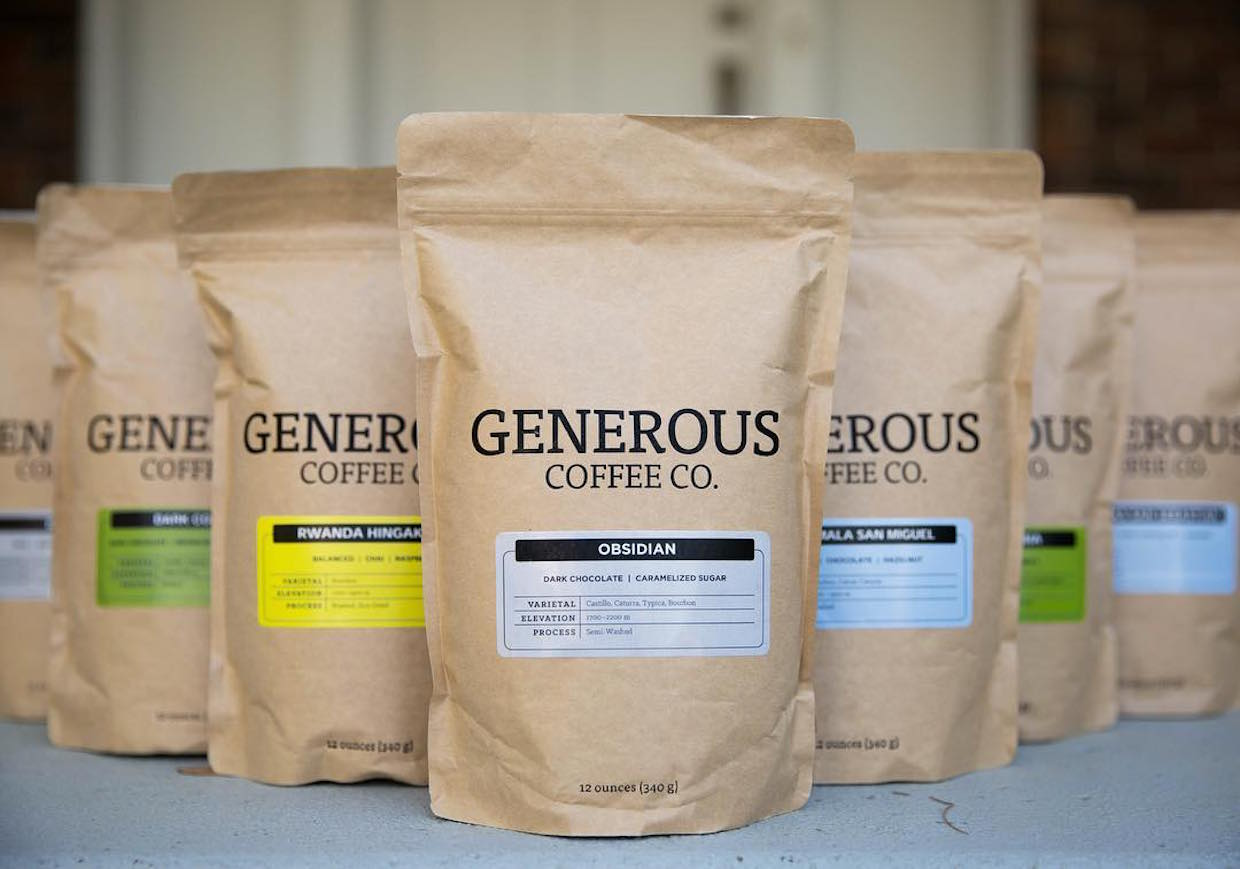 Generous Coffee Co.