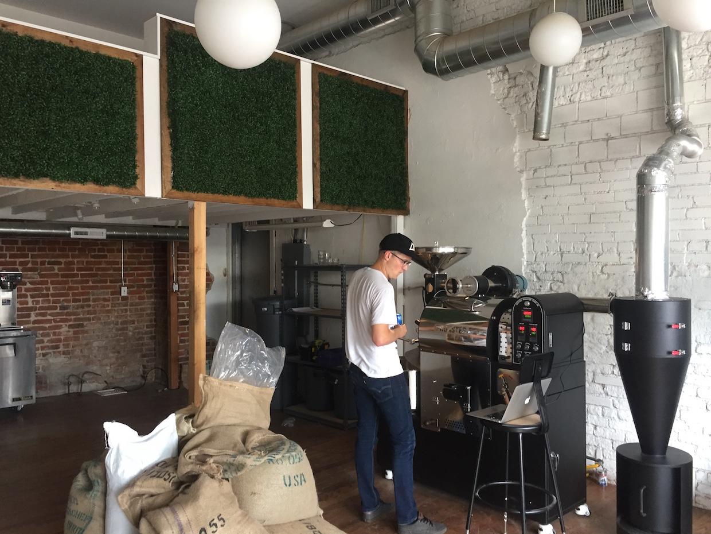 Queen City Collective Coffee Denver Novel Strand Brewery