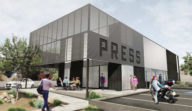 Press Coffee Roasters Building $3.5 Million Phoenix Roastery