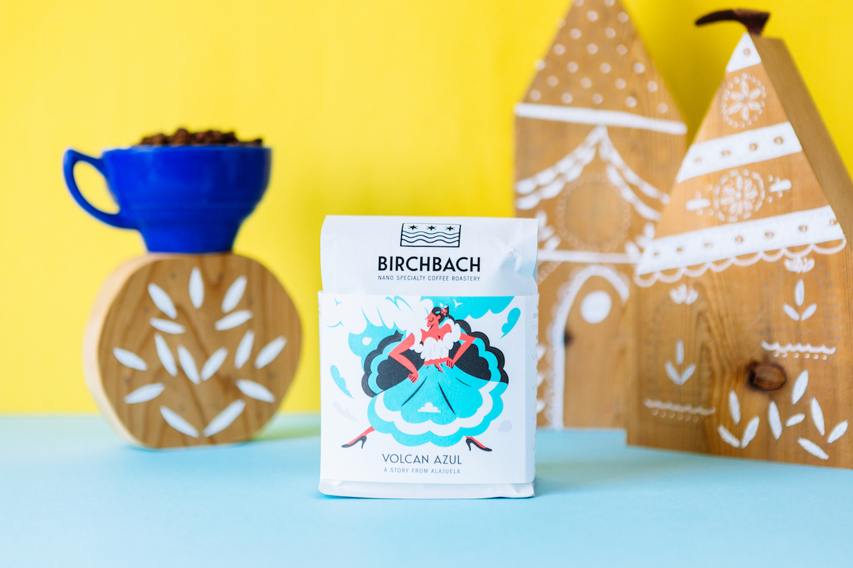 Birchbach coffee roaster nano Zurich Switzerland