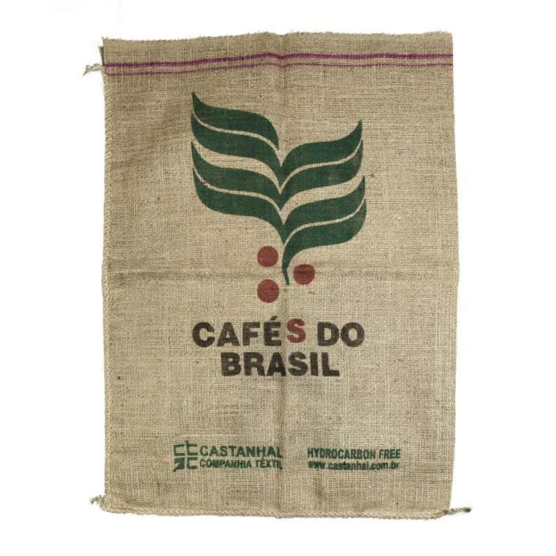Cafés do Brasil coffee sack Brazil coffee
