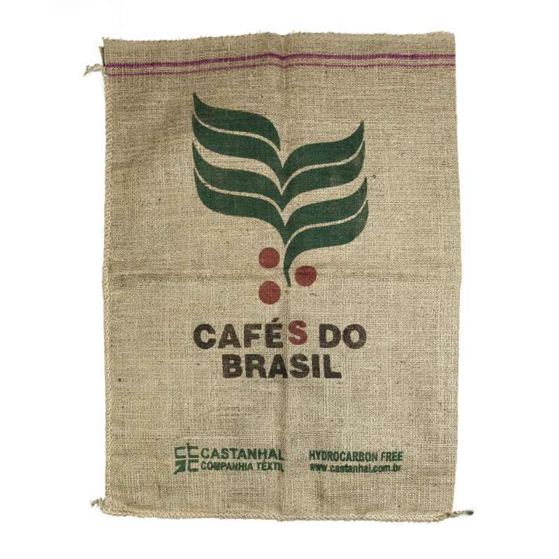Cafés do Brasil coffee sack Brazil coffee
