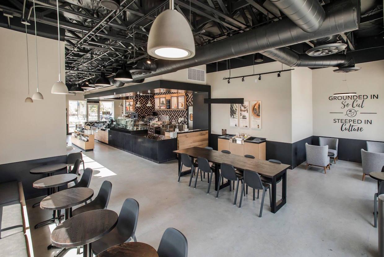 CBTL coffee shop