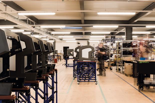 eversys factory switzerland