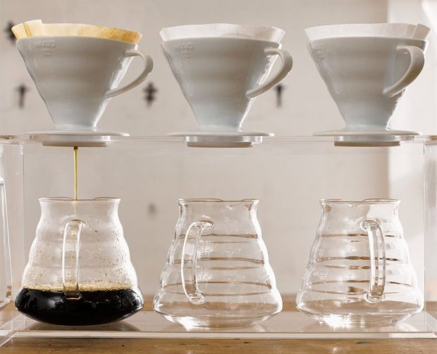 The Extraction is Making Hario V60 Cold Brews