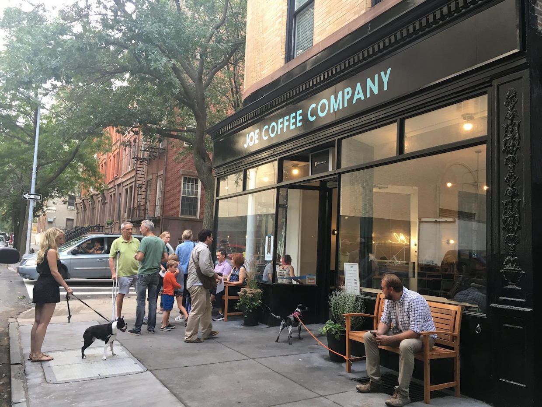 Joe Coffee new york