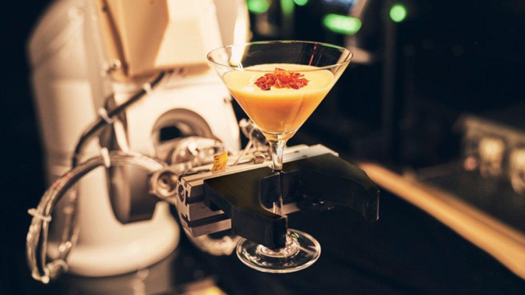 ratio coffee cocktail robot shanghai