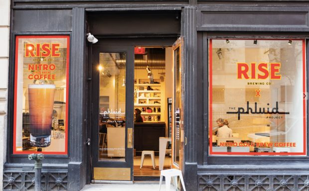 In New York, Rise Brewing Ascends with Third Bar and New Products