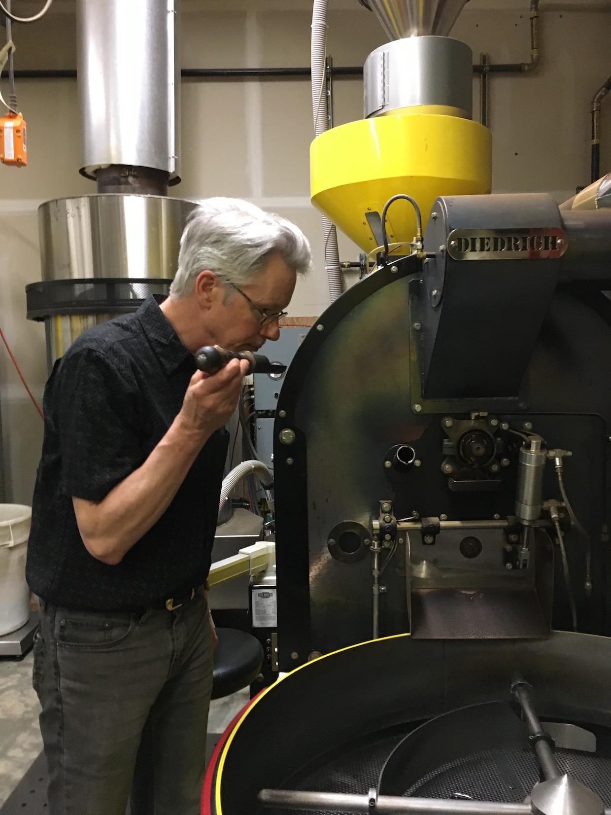 David Schomer espresso seattle