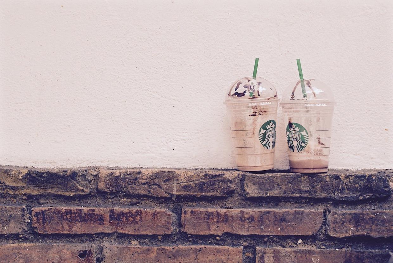 starbucks coffee frappuccinos