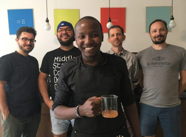 Counter Culture Backs Kenya's Tonny Gitonga in World Barista Championship Run