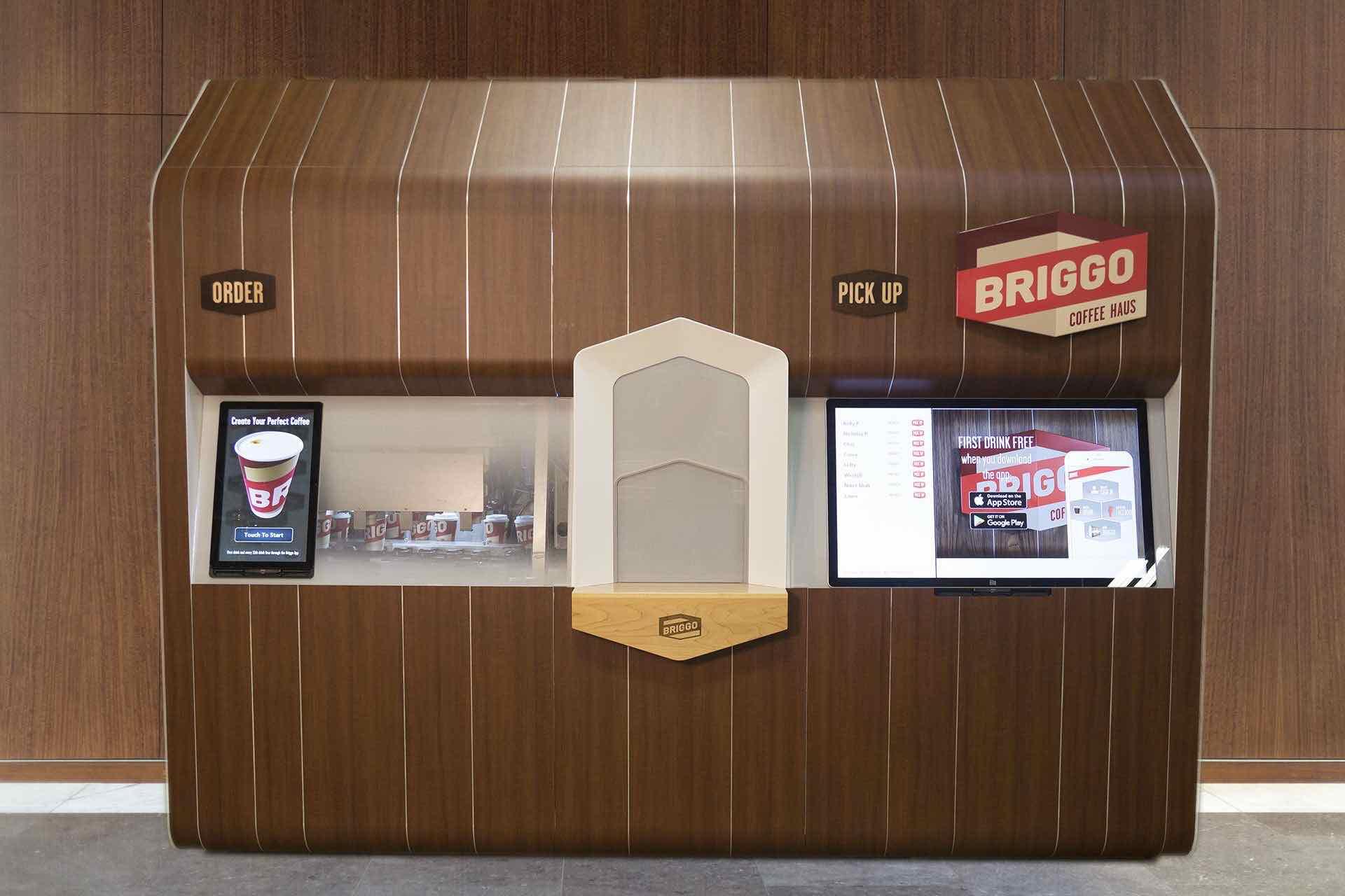 Briggo coffee austin