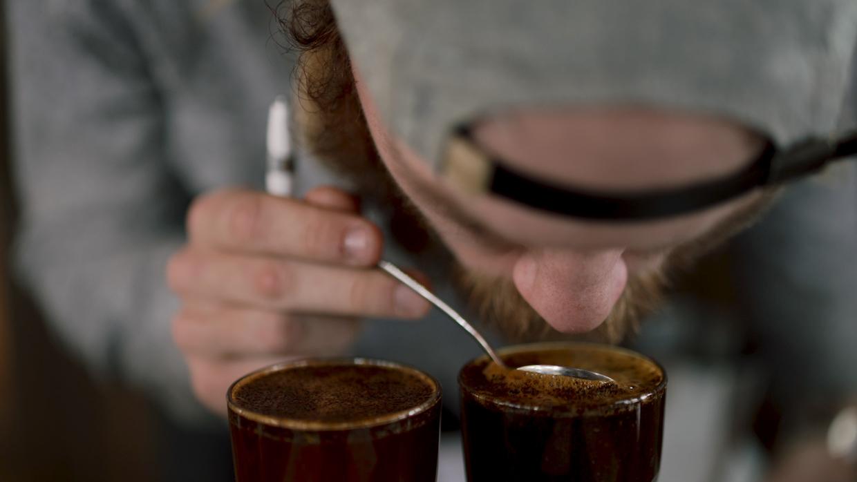 Guatemala cupping