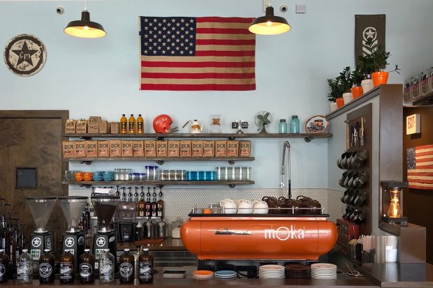 Vintage Americana and Modern Methods at Multiroaster Cafe Moka in Charlotte